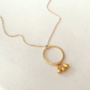 Anastasia Simple Necklace