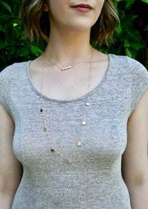 BALANCE Freshwater Pearl Necklace