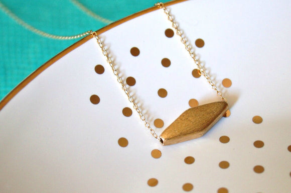 Geo Shape Necklace