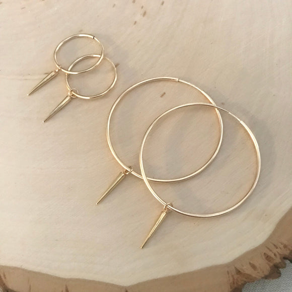 Sophia SPIKE Hoops