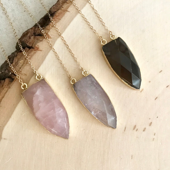 ROBYN Gemstone Necklace