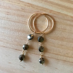 TRIPLE PYRITE Hoops