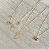 LOVE Sparkle Necklace