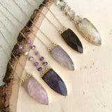 ROBYN Amethyst Necklace