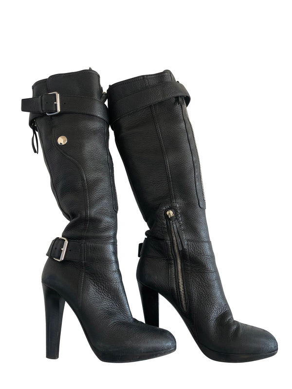 Miu Miu Knee High Boots
