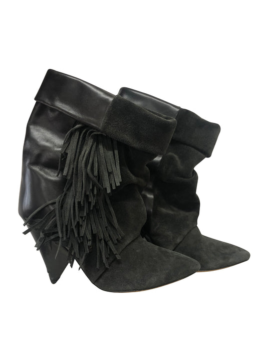 Isabel Marant for H&M Leather Boots