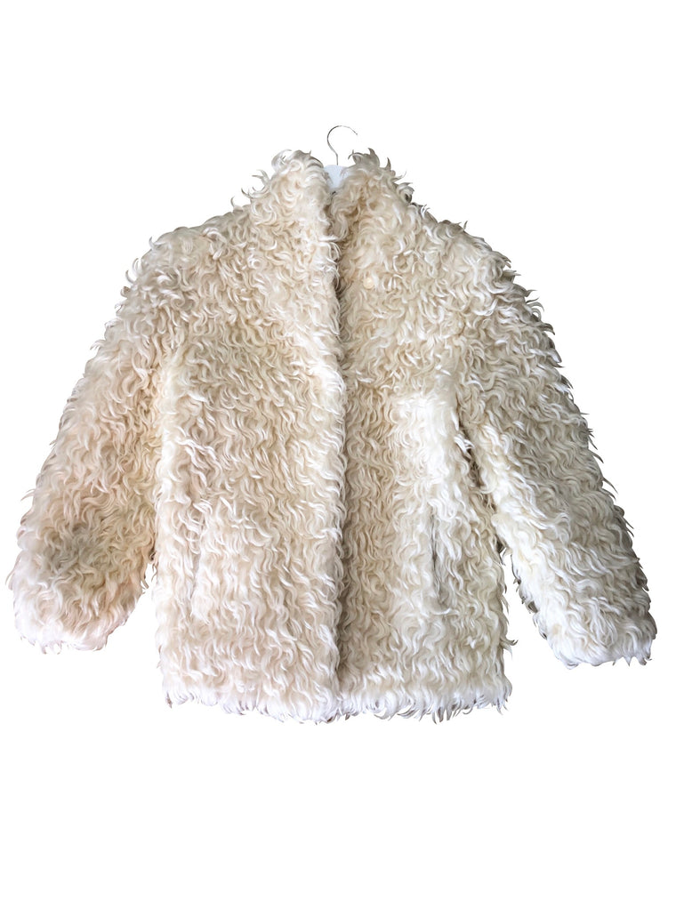 Vintage Faux Shearling Jacket by Astraka