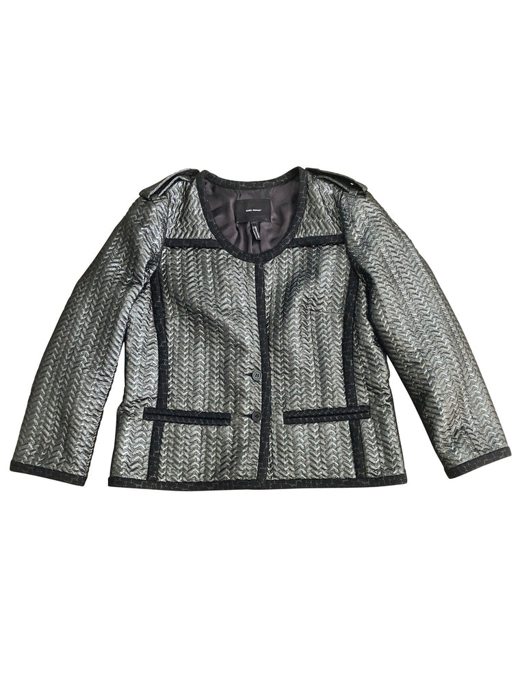 Isabel Marant Metallic Jacket