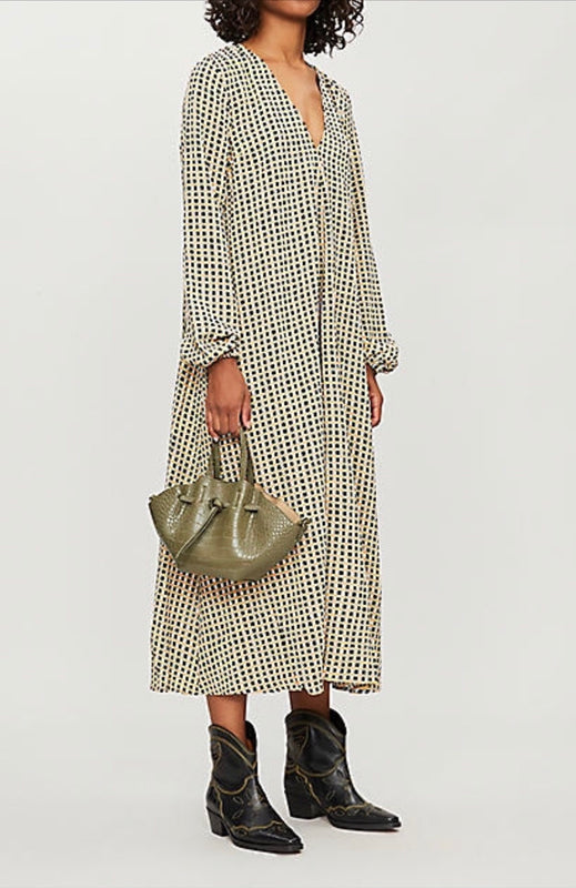 Stine Goya Check Dress - NWT