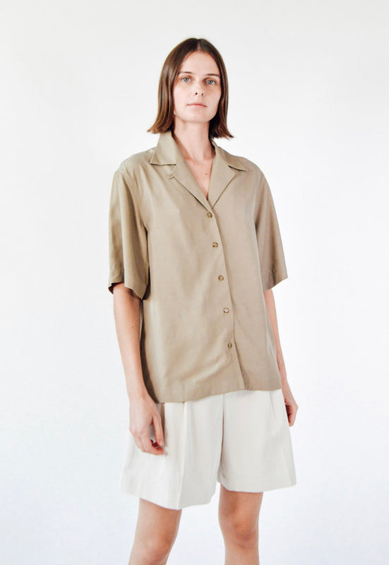 Deveux New York Safari Shirt