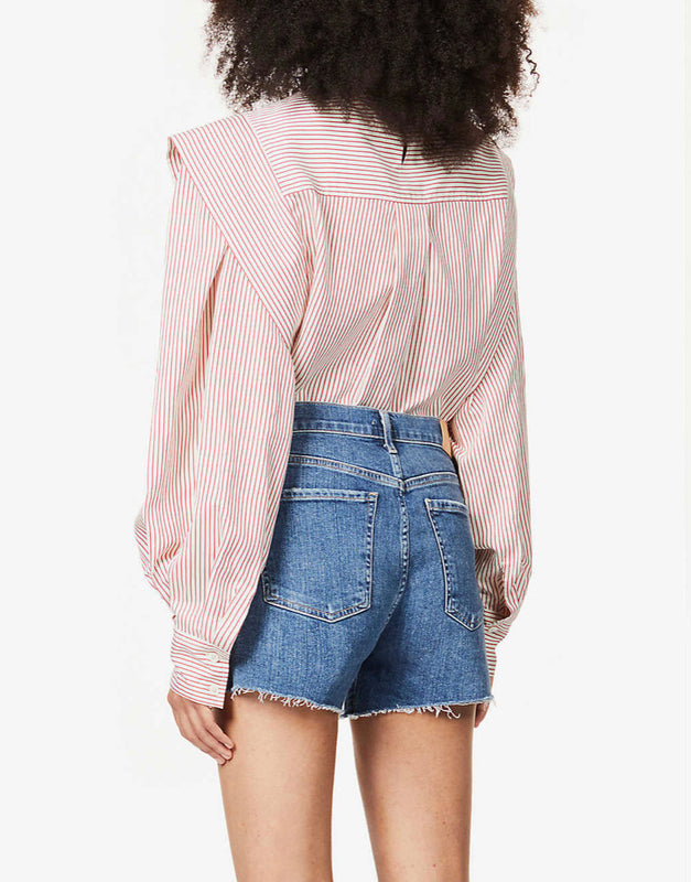 Paige High Rise Margot Shorts - NWT