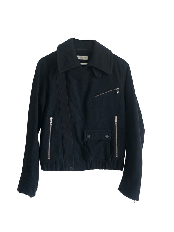 Dries Van Noten Wool Jacket