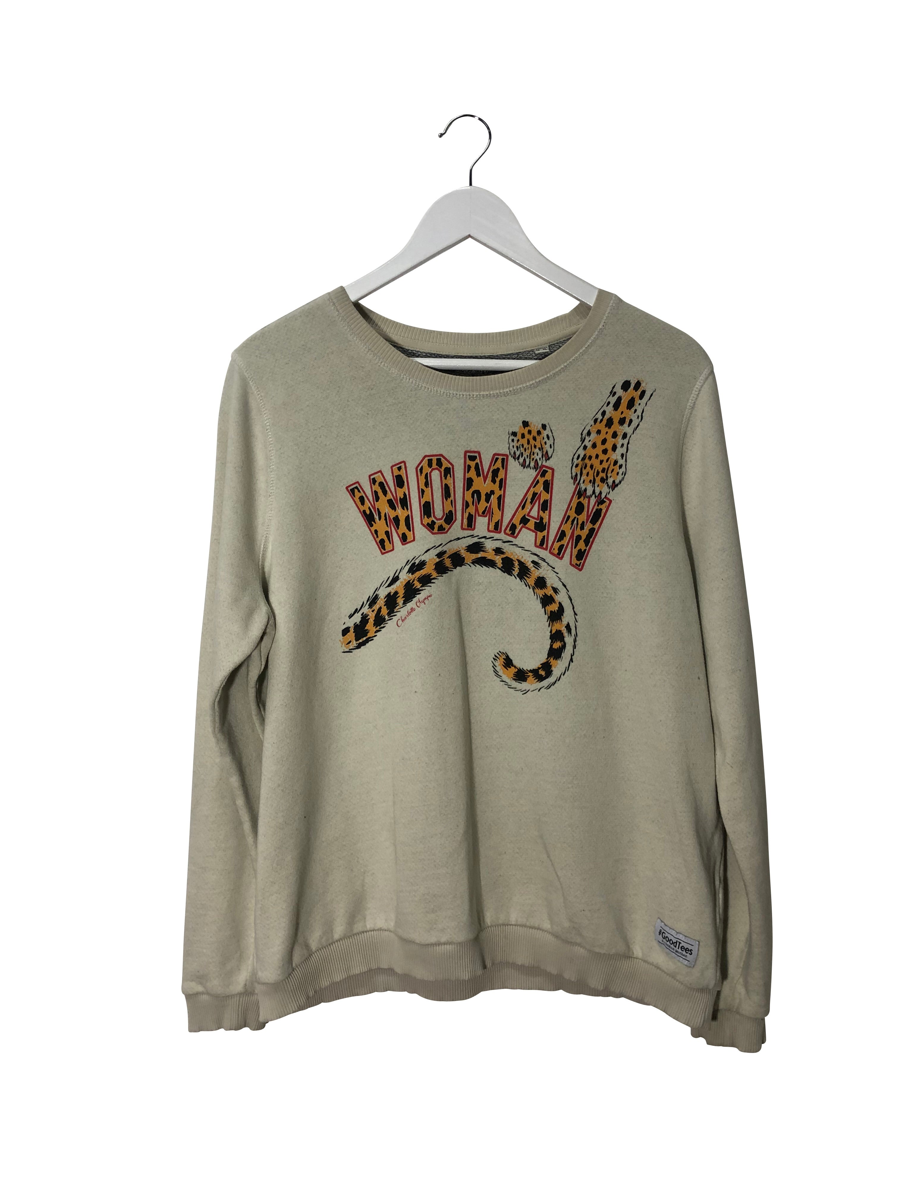Charlotte Olympia Good Tees Sweat