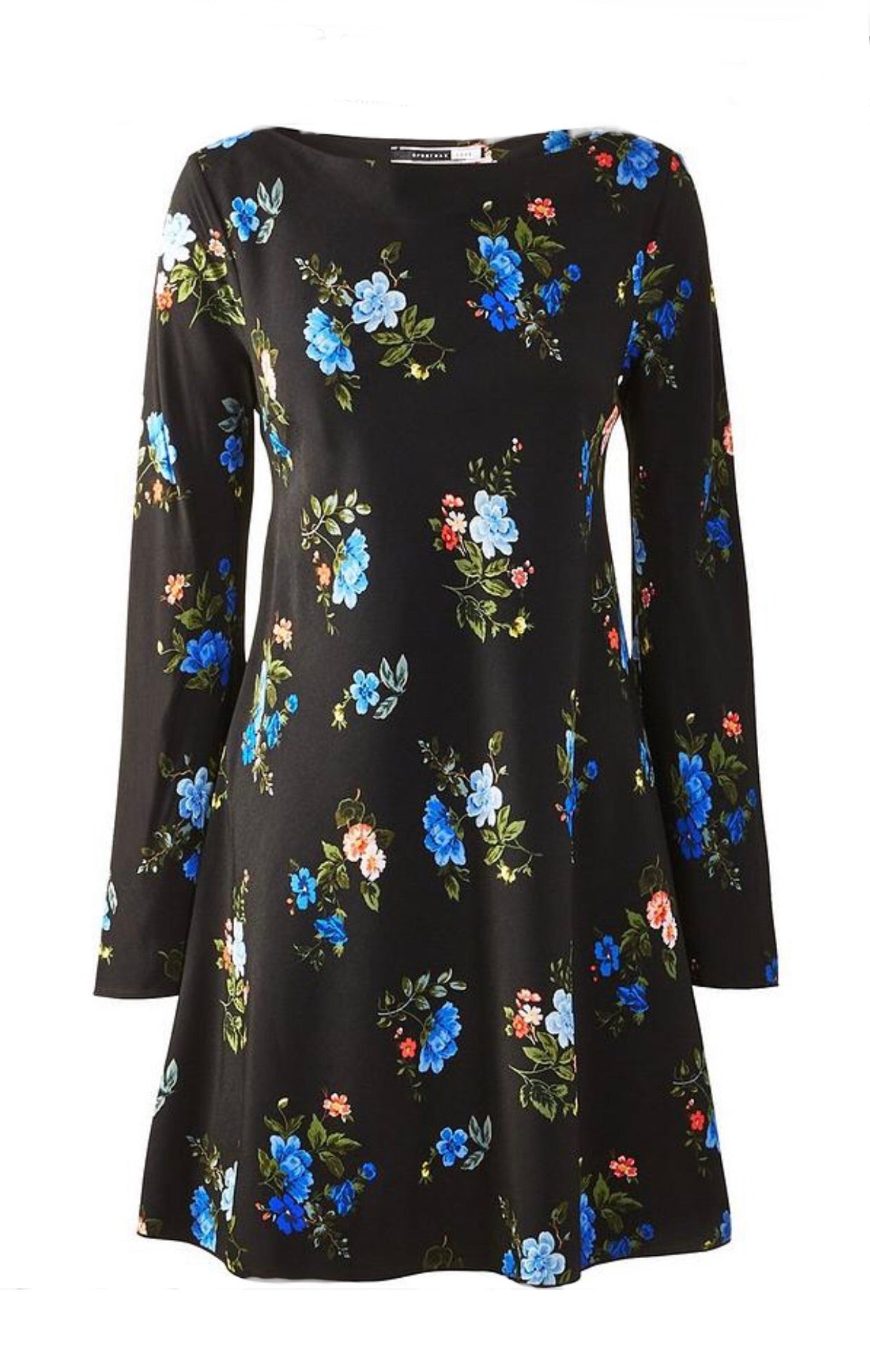 Sportmax Code Floral Dress - NWT