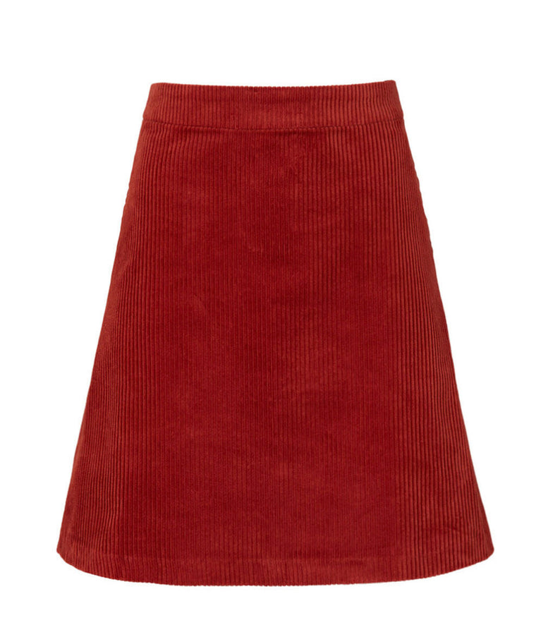 Just Female Jane Cord Skirt - NWT