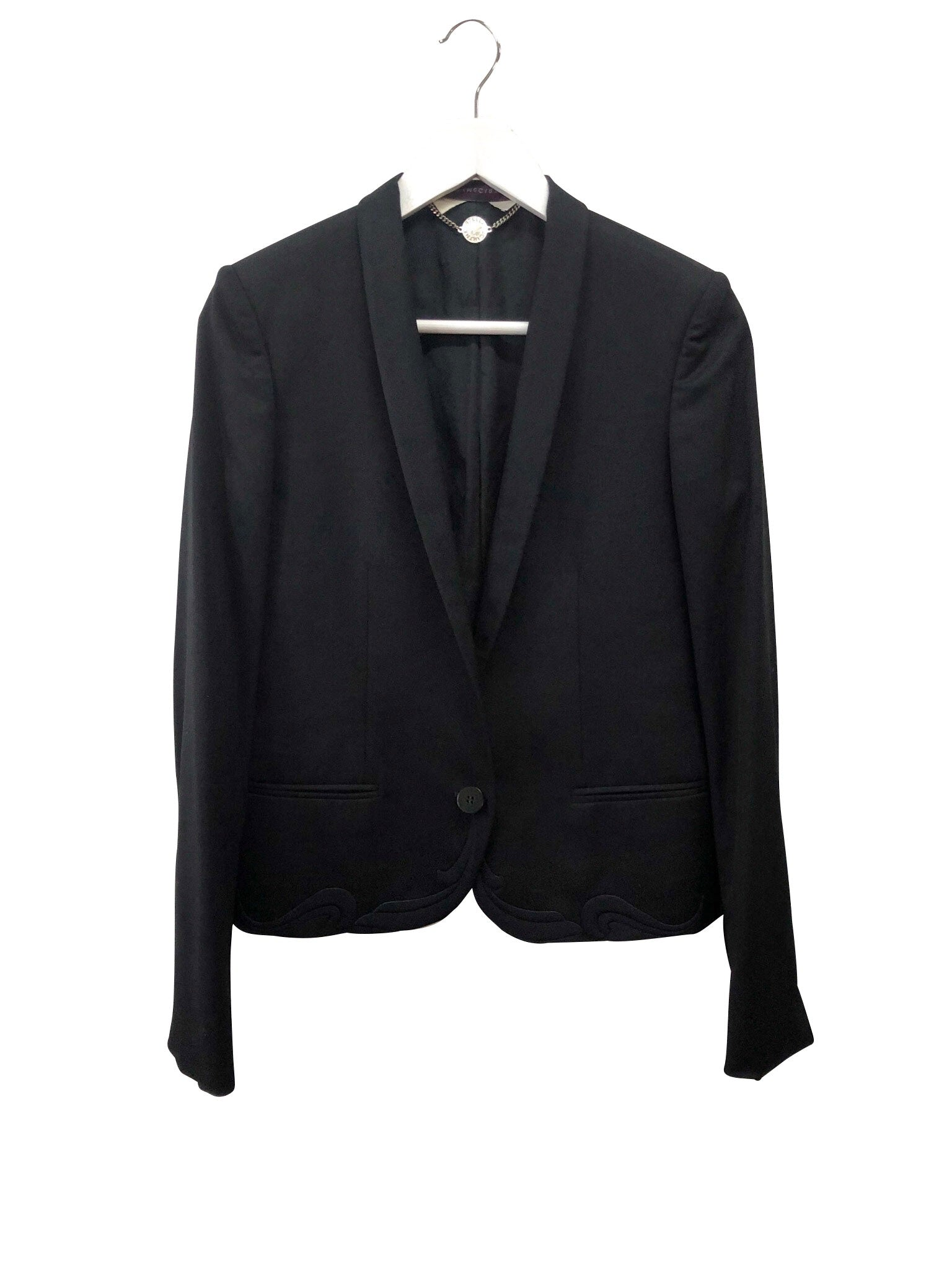 Stella McCartney Black Jacket