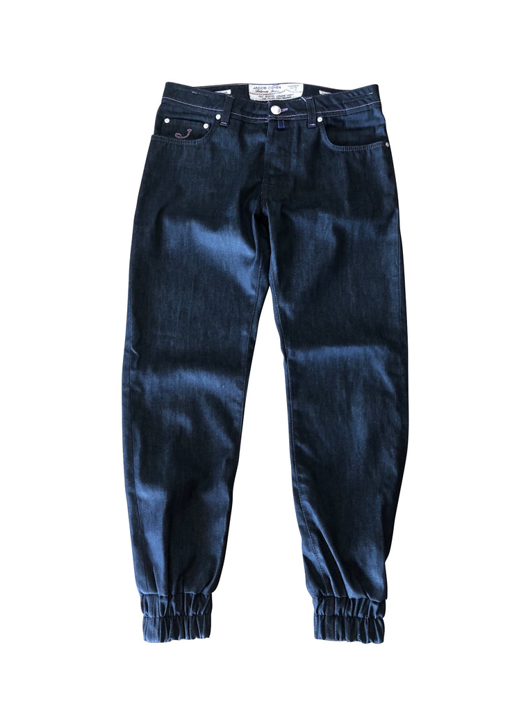 Jacob Cohen Handcrafted Cuffed Jeans