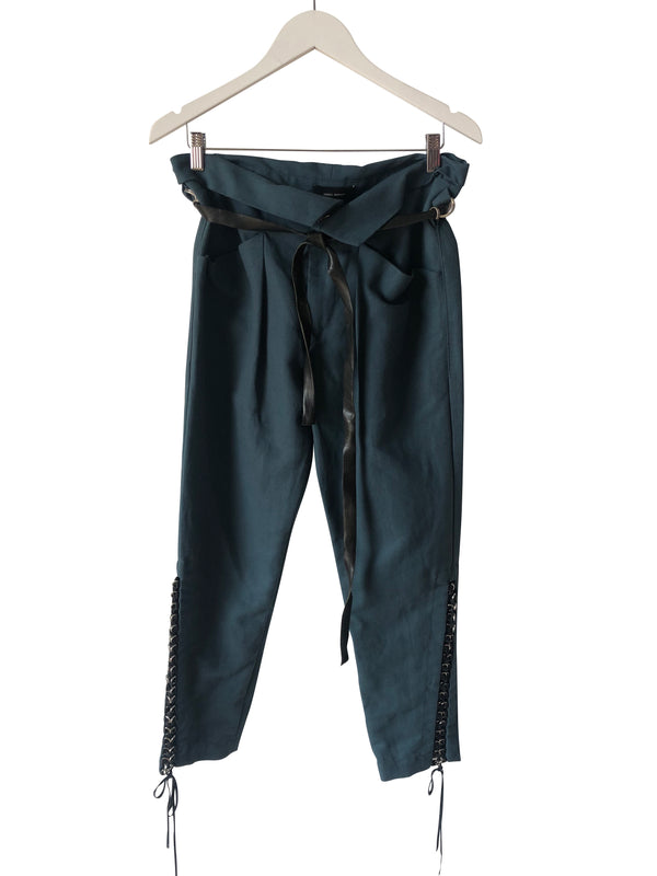 Isabel Marant Lace Up Trousers