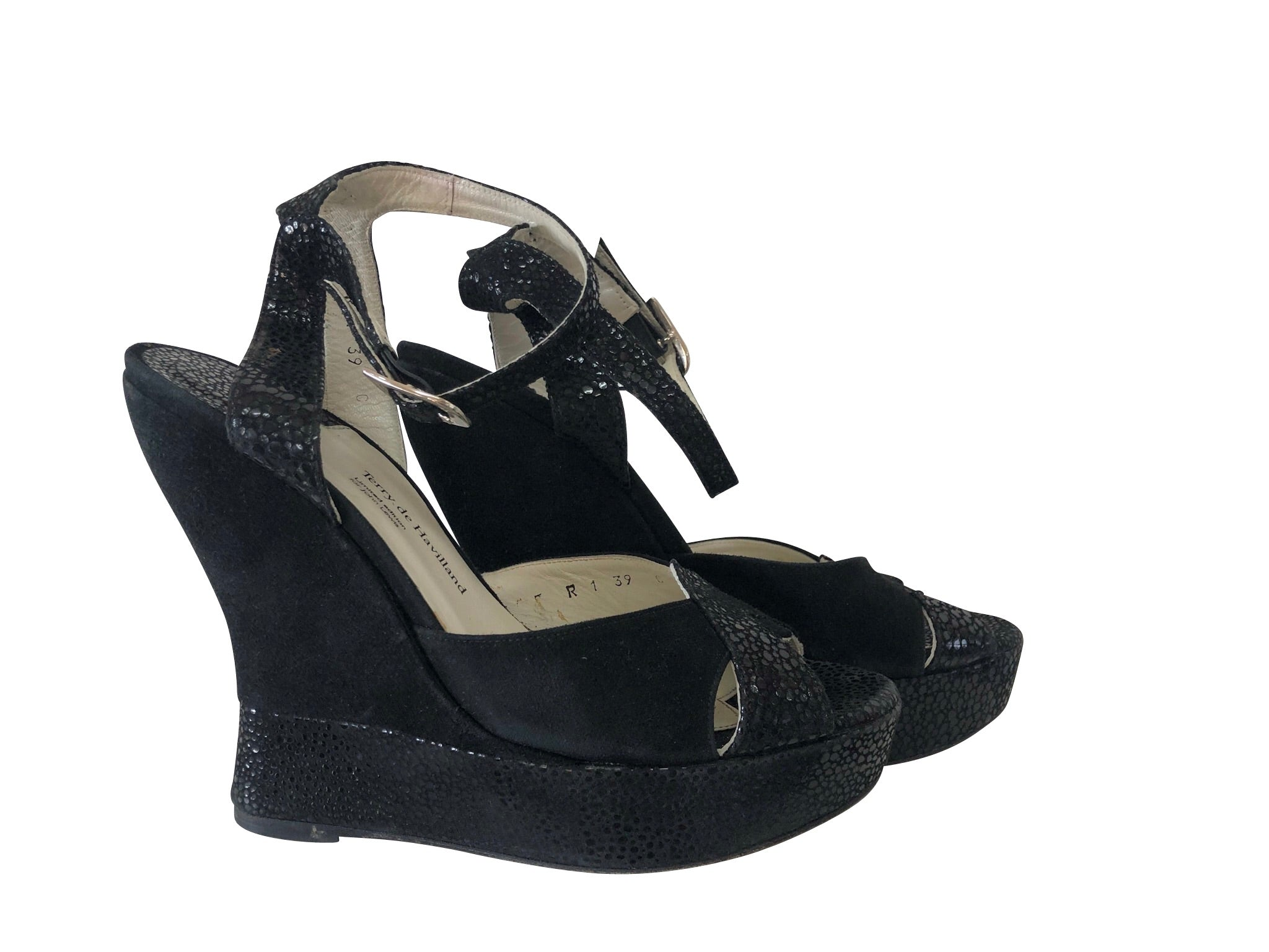 Terry de Havilland Wedges