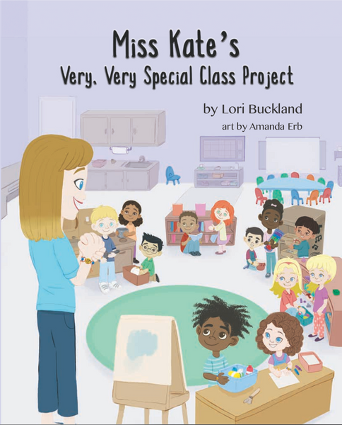 Miss Kate's Very, Very Special Class Project - PDF