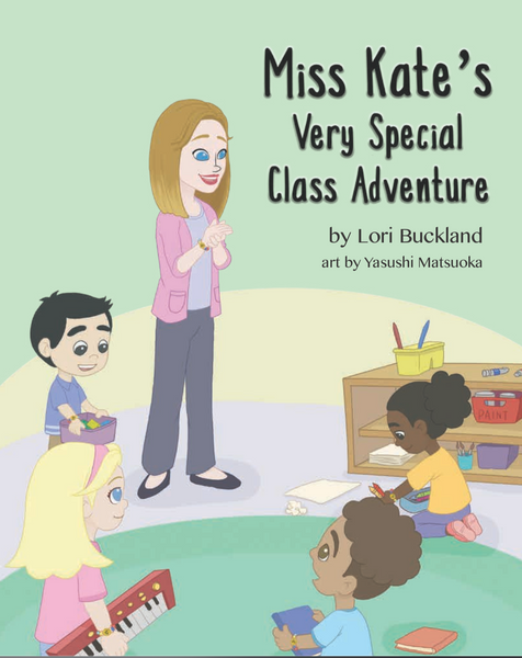 Miss Kate's Very Special Class Adventure - PDF
