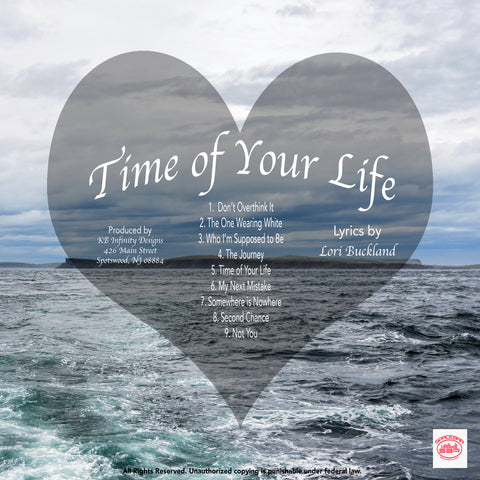 Time of Your Life CD