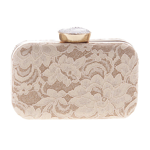 Lace Clutch Evening Bag