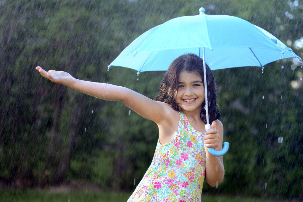 Teach This Today: Ten Fun Facts to Celebrate Rain Day - July 29th