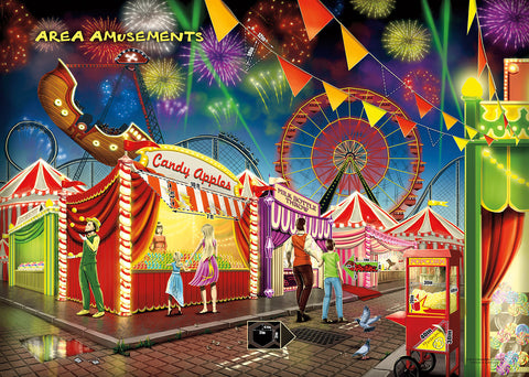Area Amusements Jigsaw Puzzle
