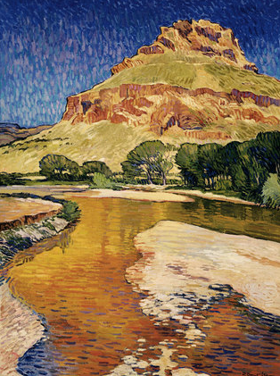 Morning View Grand Canyon - giclee