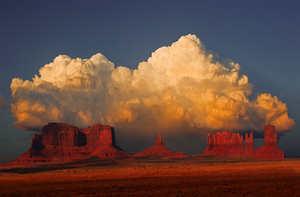 Thunderhead Monument Valley