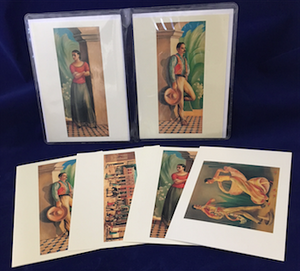 Paul Lantz Notecard Set