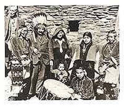 Einstein and the Hopi