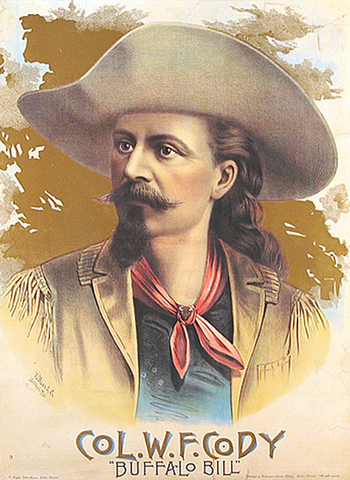 Col. William F. Cody (Buffalo Bill)