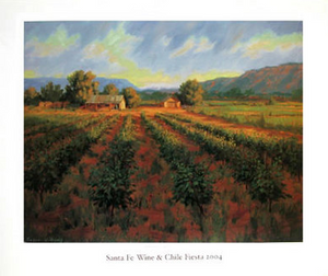 New Mexico Vineyard