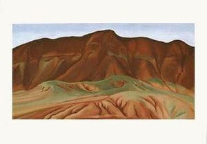 Purple Hills Ghost Ranch - Notecard