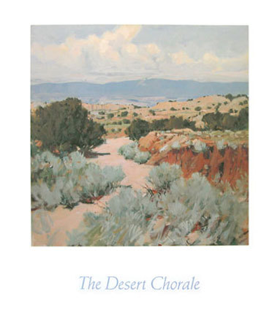 Desert Majesty for The Desert Chorale