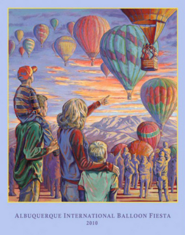 Albuquerque International Balloon Fiesta 2010