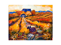 Autumn Vineyard, Black Mesa