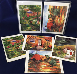 Nancy Dean Kreger Notecard Set