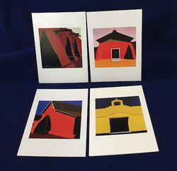 Harold Joe Waldrum Notecard Set