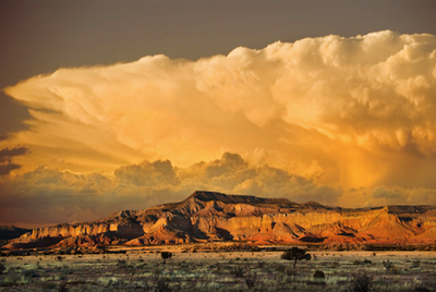 Ghost Ranch Thunderhead