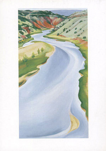 Chama River (Blue River) - Notecard