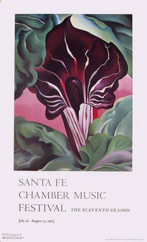 Jack-in-the-Pulpit II, Santa Fe Chamber Festival 1983