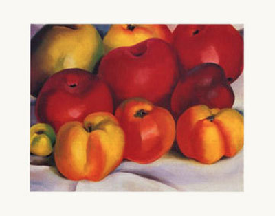 Apple Family II - Notecard