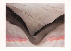 Black Place, Grey and Pink, 1949