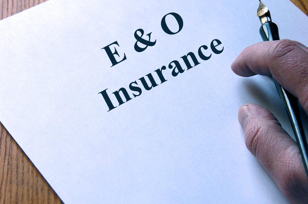 California E&O Insurance