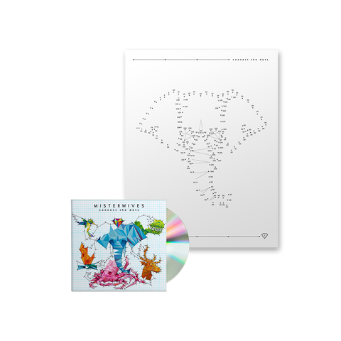 Connect The Dots CD + Activity Book Bundle