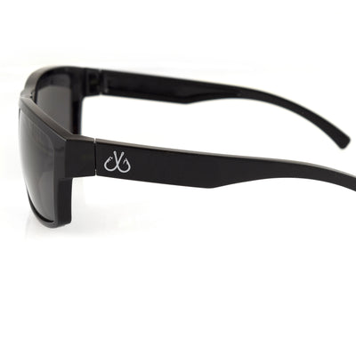 Black/Smoked Polarized