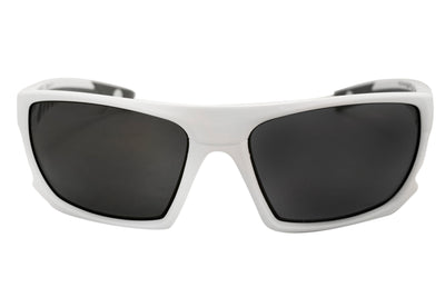White/Smoked Polarized